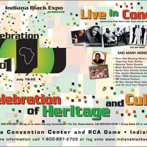 Indiana Black Expo IBJ Ad