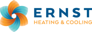 Ernst Heating & Cooling logo
