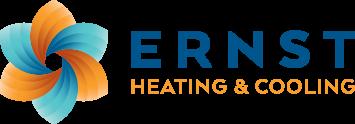 Ernst Heating & Cooling logo